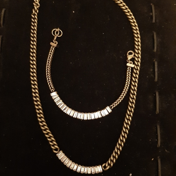 Chloe + Isabel Jewelry - Bracelet and necklace
